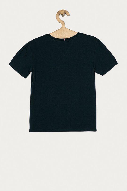 Tommy Hilfiger - T-shirt dziecięcy 128-176 cm granatowy