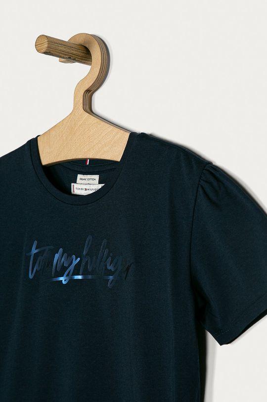 Tommy Hilfiger - T-shirt dziecięcy 128-176 cm 100 % Bawełna