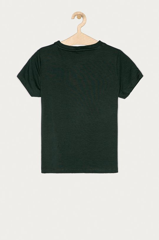 Name it - Дитяча футболка 116-152 cm зелена сталь
