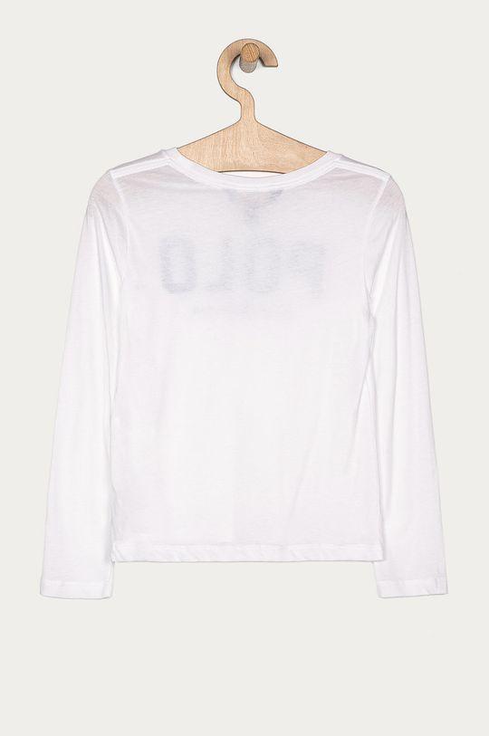 Polo Ralph Lauren - Dětské tričko s dlouhým rukávem 128-176 cm bílá