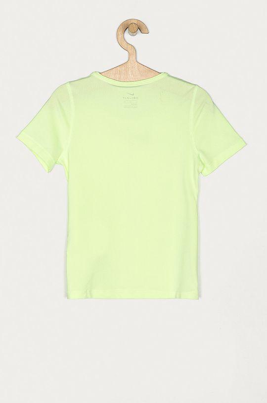 Nike Kids - T-shirt dziecięcy 122-166 cm zielony