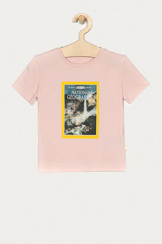 ružová GAP - Detské tričko 104-176 cm Dievčenský