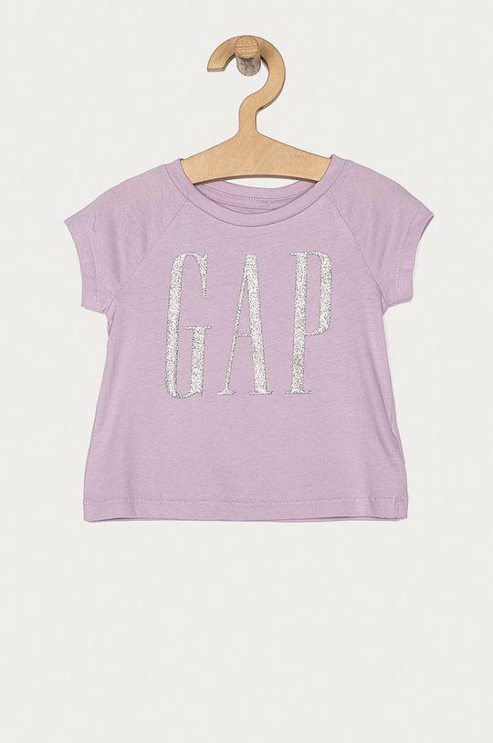 violet GAP - Tricou copii 80-110 cm De fete
