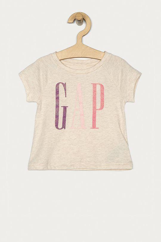 bej GAP - Tricou copii 80-110 cm De fete