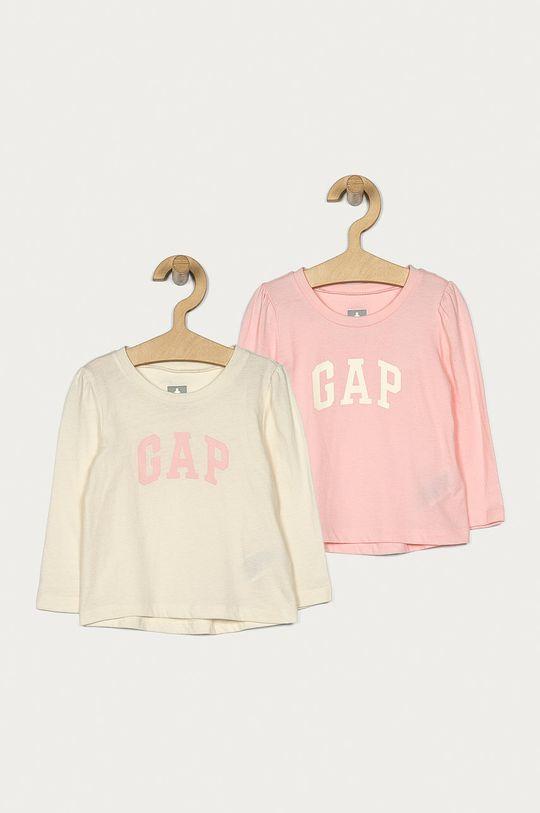 roz GAP - Longsleeve copii 74-104 cm De fete