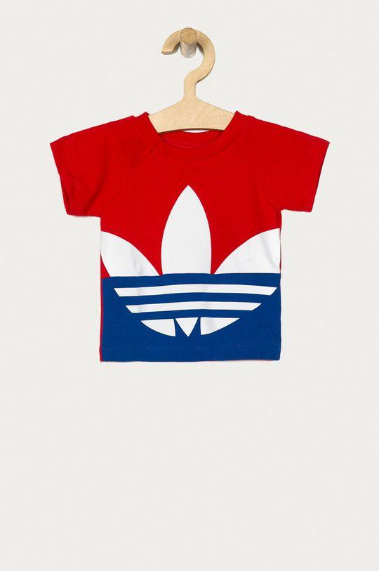 viacfarebná adidas Originals - Detské tričko 62-104 cm Detský