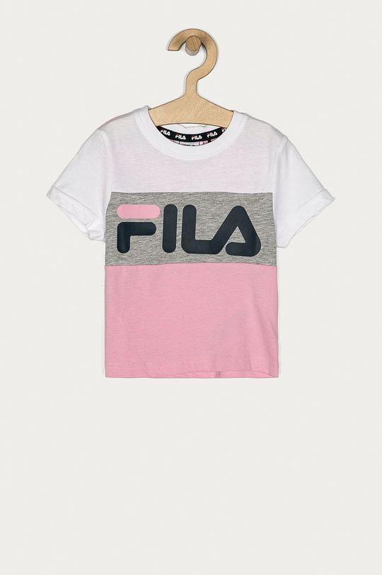 ružová Fila - Detské tričko 86-128 cm Detský