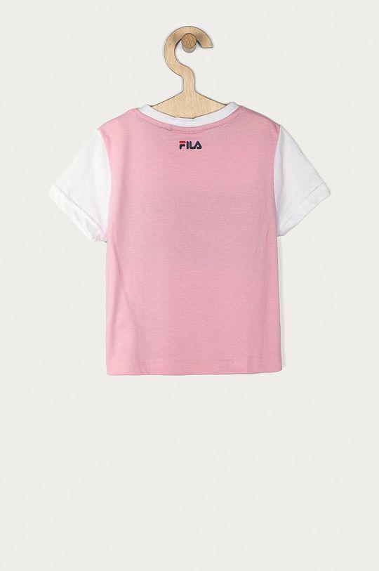 Fila - Detské tričko 86-128 cm ružová
