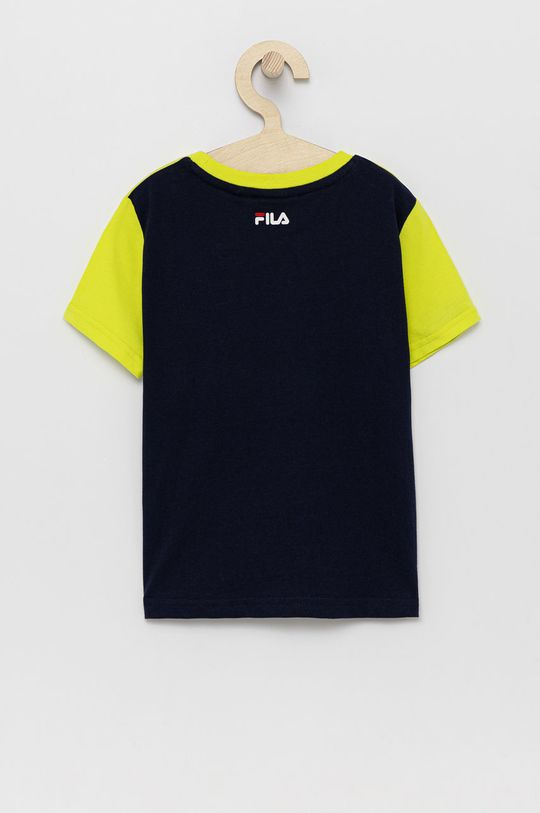 Fila - Detské tričko 86-128 cm čierna