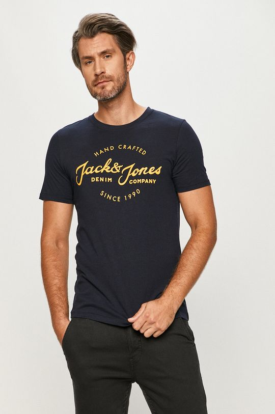 bleumarin Jack & Jones - Tricou De bărbați