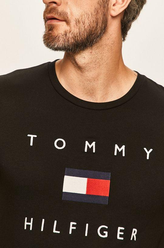 czarny Tommy Hilfiger - T-shirt