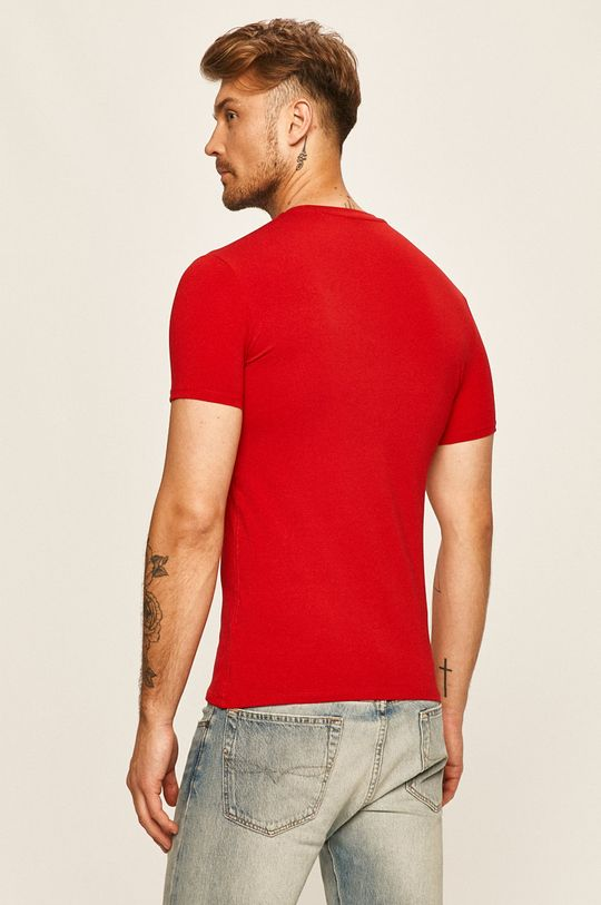 Guess Jeans - Tricou  95% Bumbac, 5% Elastan