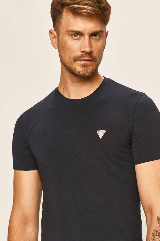 bleumarin Guess Jeans - Tricou De bărbați