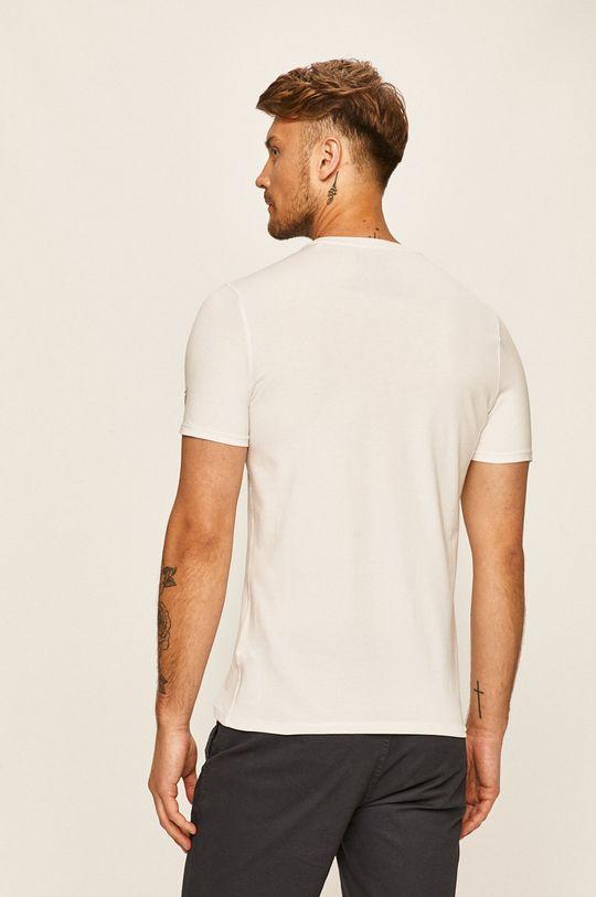 Guess Jeans - T-shirt 95 % Bawełna, 5 % Elastan