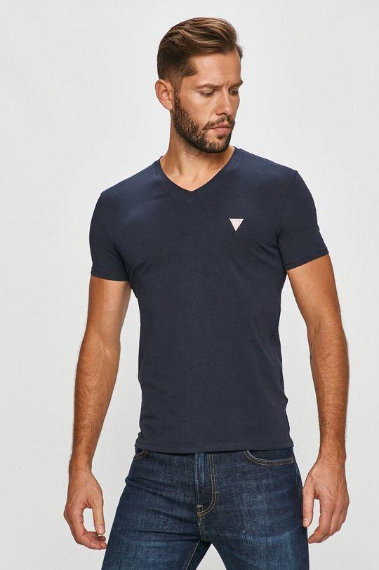 námořnická modř Guess Jeans - Tričko