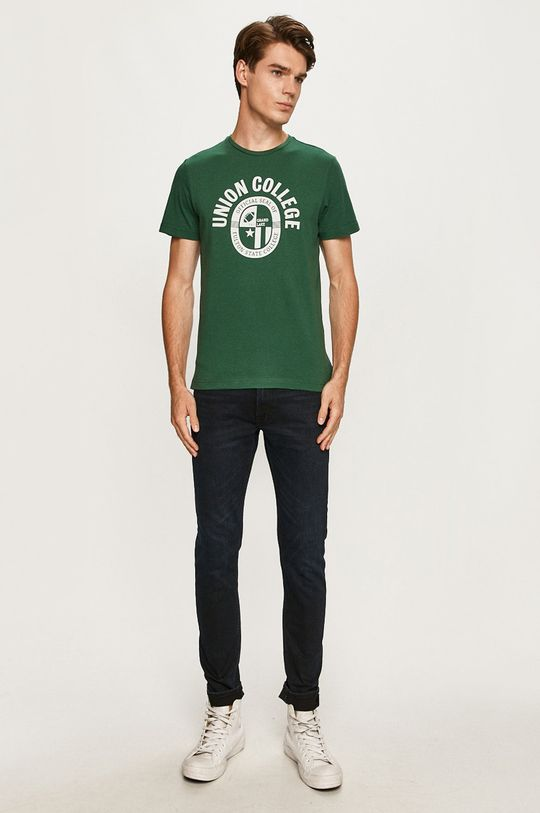 s. Oliver - Tričko zelená