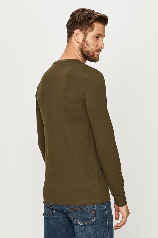 Premium by Jack&Jones - Tričko s dlhým rukávom  100% Bavlna