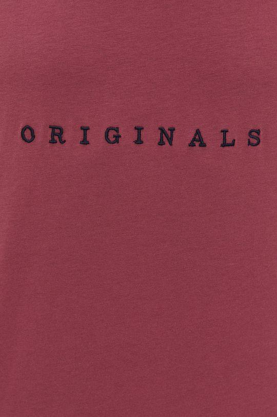 fialová Jack & Jones - Tričko