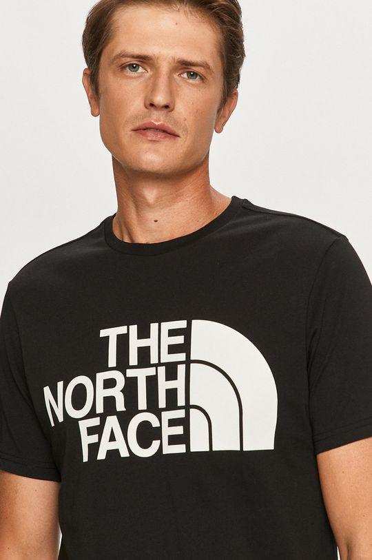 czarny The North Face - T-shirt