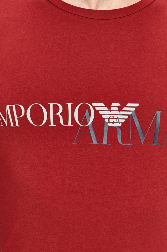 rosu Emporio Armani - Tricou