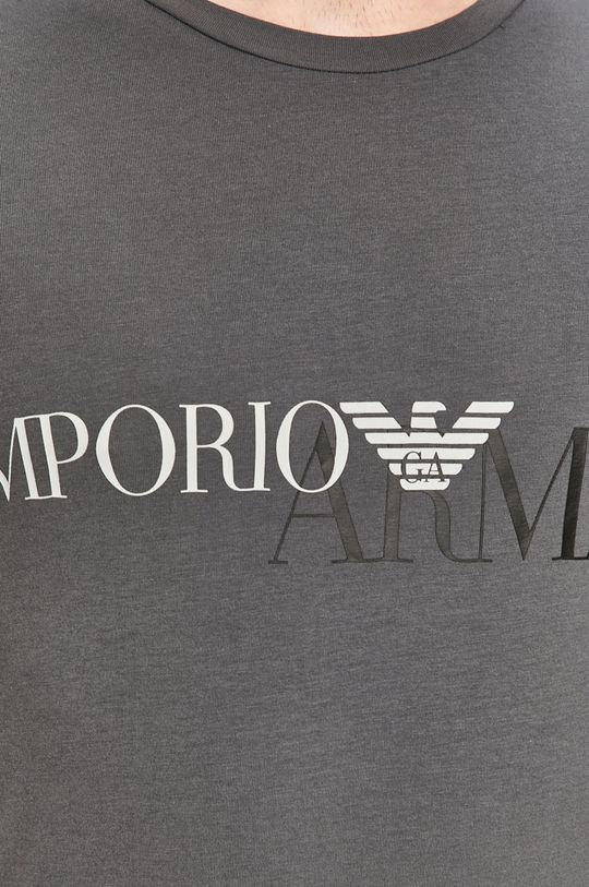 sivá Emporio Armani - Tričko