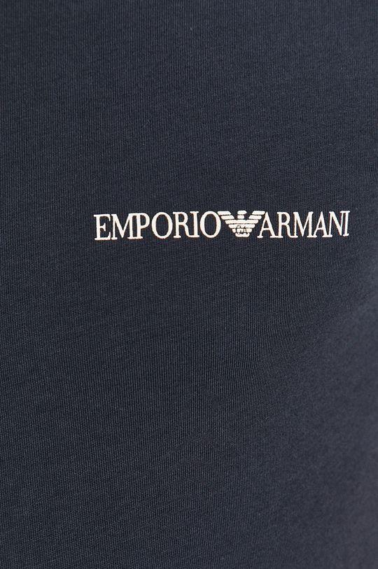 bleumarin Emporio Armani - Tricou (2-pack)