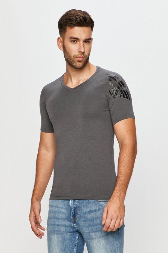 gri Emporio Armani - Tricou De bărbați