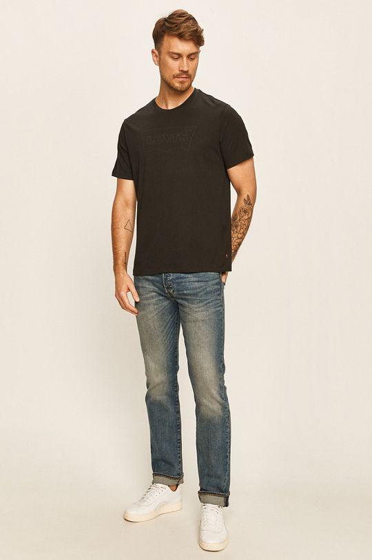 Levi's - Tricou negru