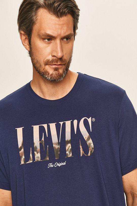 bleumarin Levi's - Tricou
