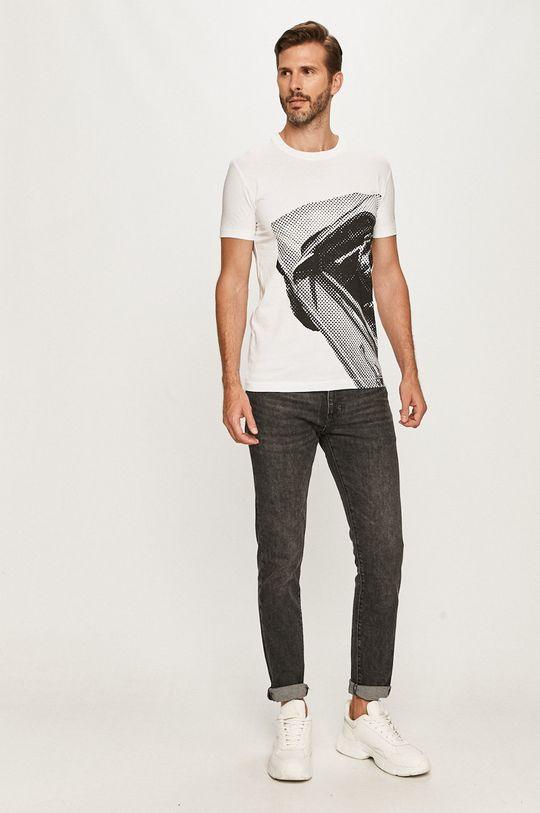 Calvin Klein Jeans - Tričko biela