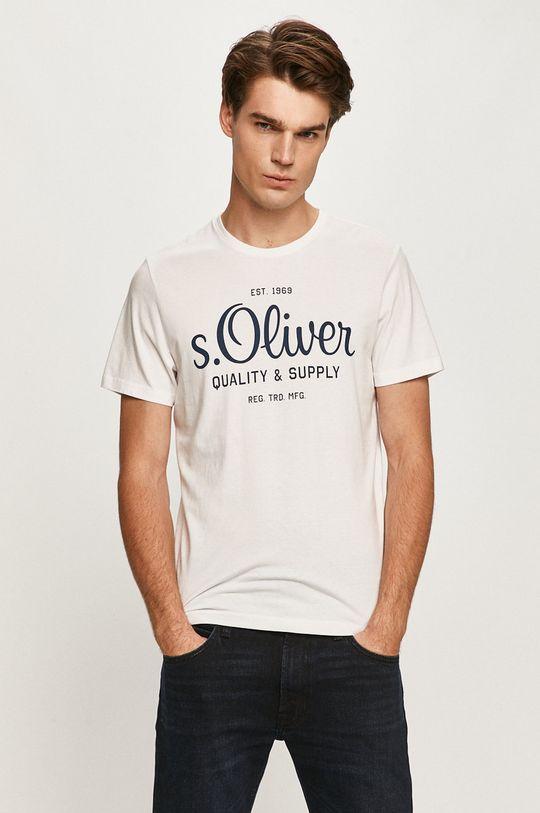 biela s. Oliver - Tričko