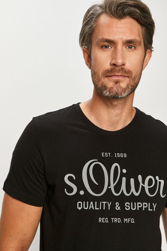 negru s. Oliver - Tricou