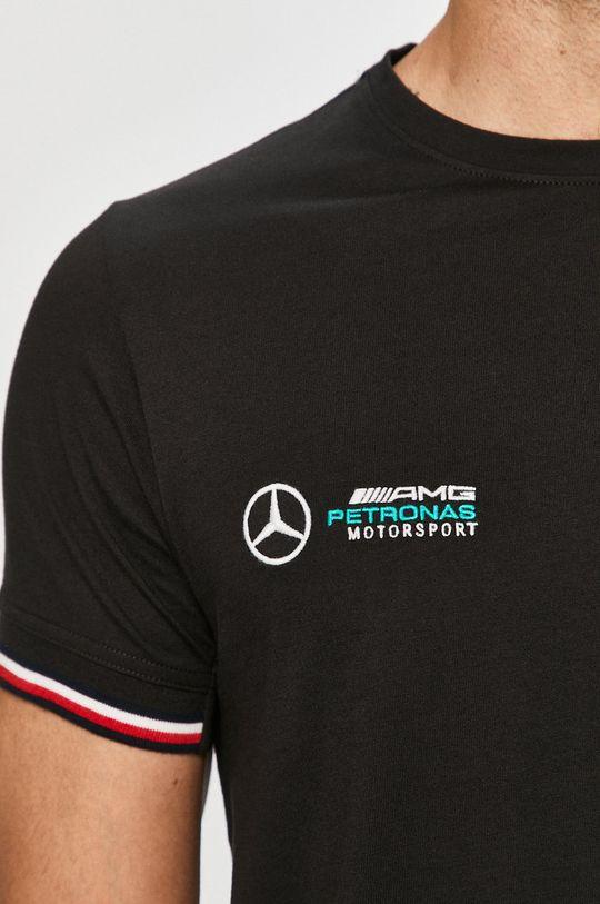 Tommy Hilfiger Tailored - Tričko x Mercedes Pánsky