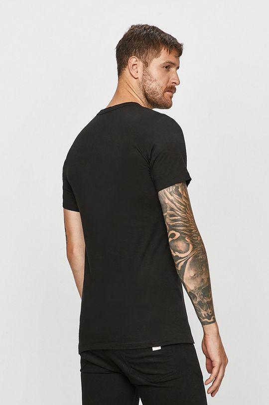 Calvin Klein Underwear - Tričko (3-pack) černá