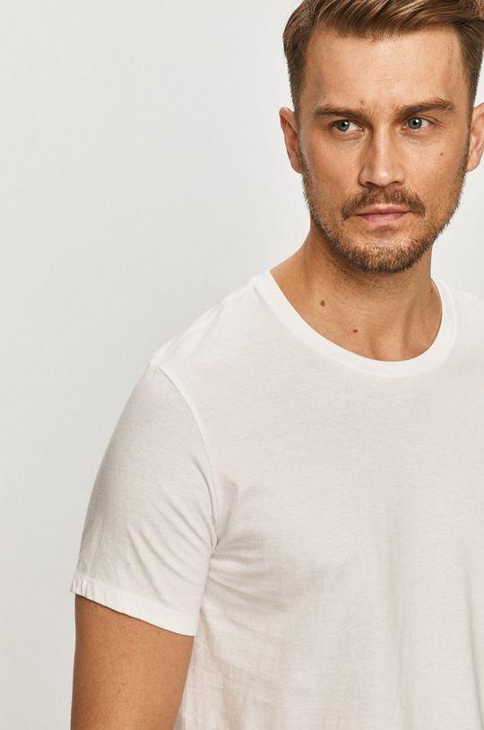 Calvin Klein Underwear - Tričko (3-pak) biela