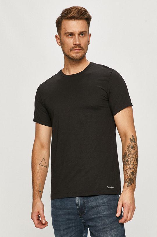 Calvin Klein Underwear - Tričko (3-pak) viacfarebná