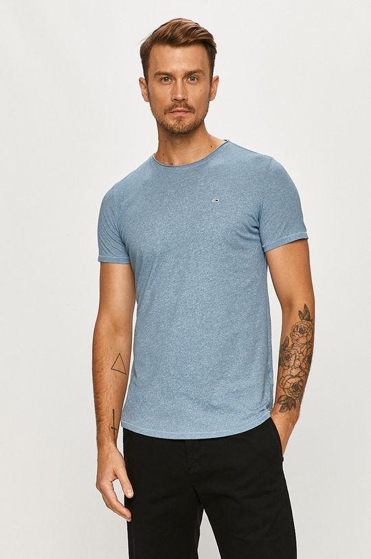 albastru deschis Tommy Jeans - Tricou De bărbați