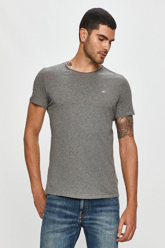gri Tommy Jeans - Tricou De bărbați