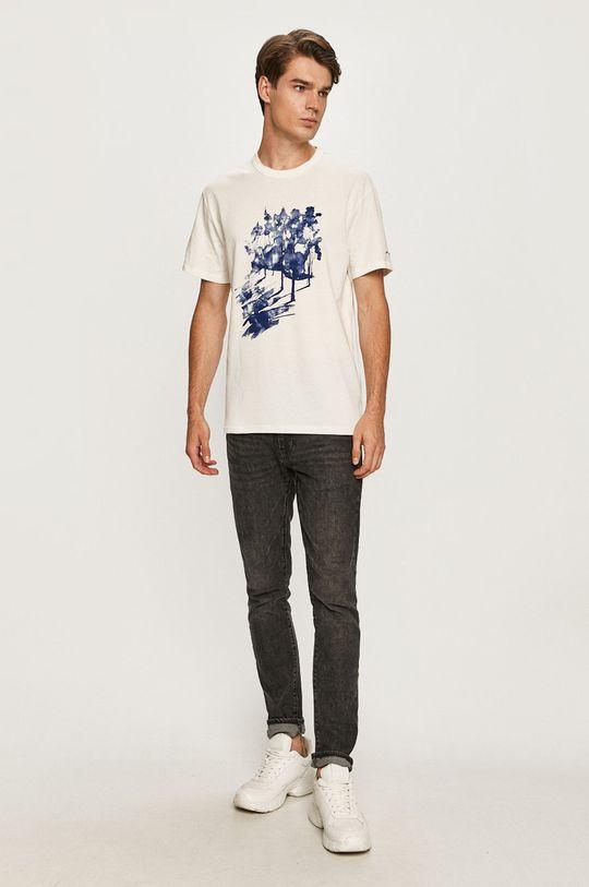 Pepe Jeans - Tričko Sydney biela