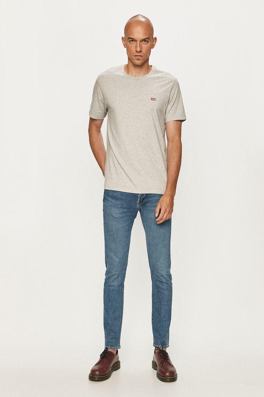 Levi's - T-shirt szary