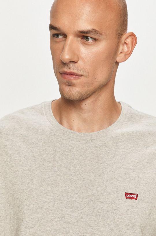 szary Levi's - T-shirt
