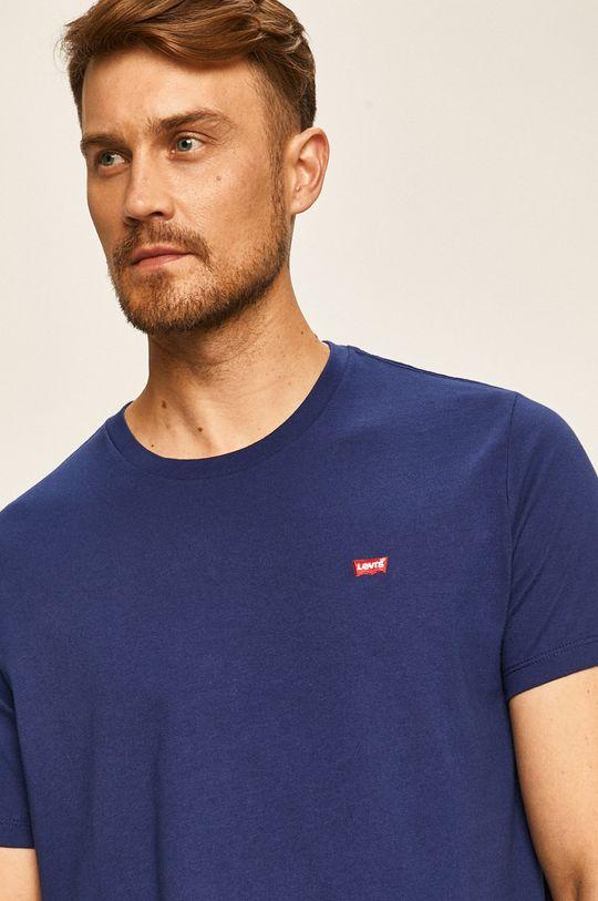 albastru Levi's - Tricou De bărbați