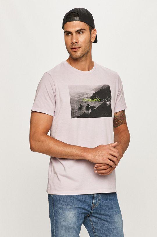 lawendowy Levi's - T-shirt