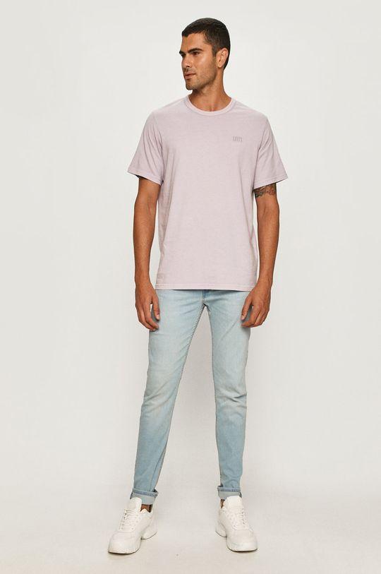 Levi's - Tričko levanduľová