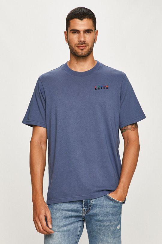 modrá Levi's - Tričko Pánsky