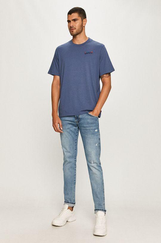 Levi's - Tričko modrá