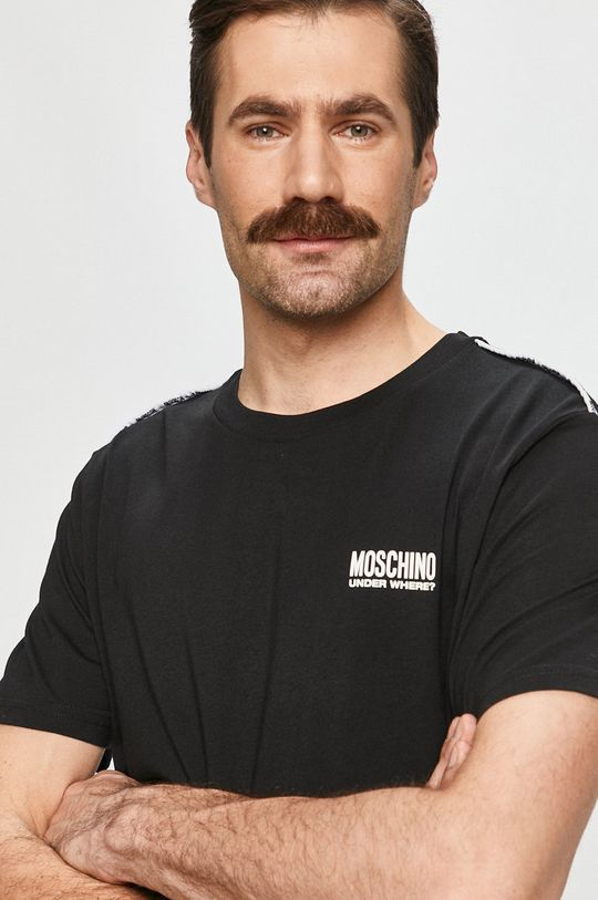 Moschino Underwear - Tričko čierna