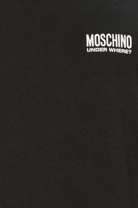čierna Moschino Underwear - Tričko