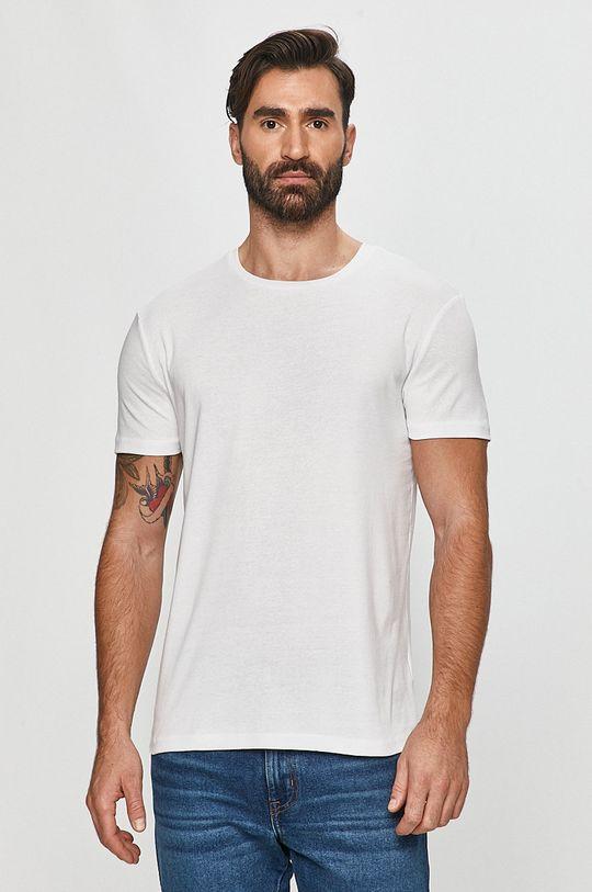 bílá Moschino Underwear - Tričko Pánský