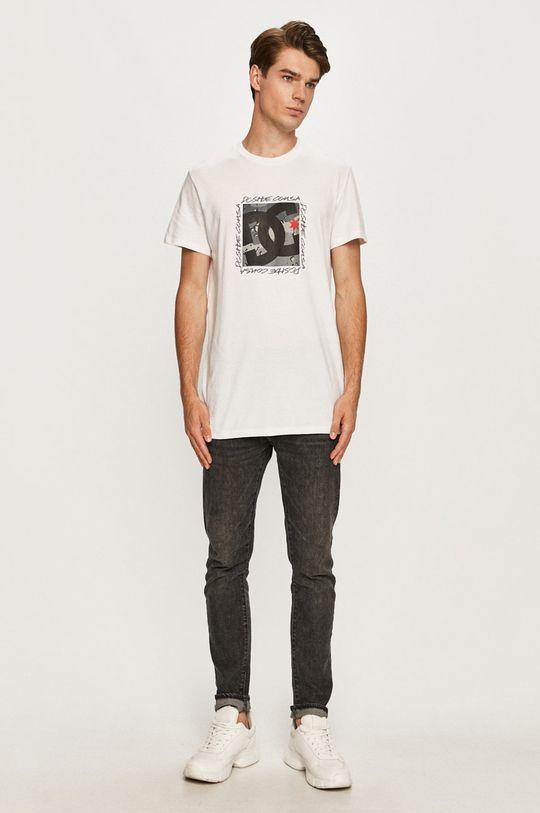 Dc - Tričko biela